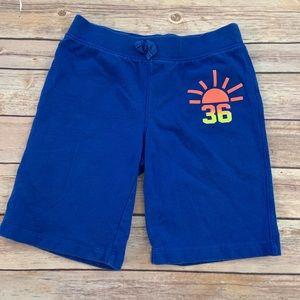 Children's Place Blue Cotton Shorts